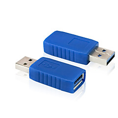 usb 3.0 een vrouwelijke om usb 3.0 een stekker uitbreiding connector converter adapter