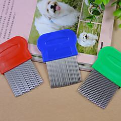 Ajuda para Treino Pentes Plástico Vermelho / Verde / Azul