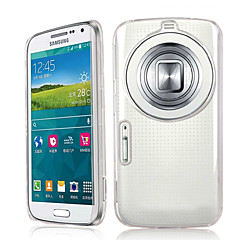 Transparent PC Back Cover Case for Samsung Galaxy K Zoom C1158 C1116