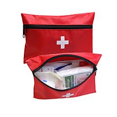 rundong® Auto Erste-Hilfe-tragbares Medium Pack, Reise Hause Brandschutzpaket