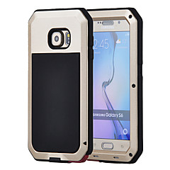 Aluminum Waterproof Shockproof Gorilla Glass Case for Samsung Galaxy S6 (Assorted Color)