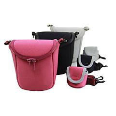 대한 dengpin DSLR 카메라 어깨 가방 소니 ILCE-a5000l a6000l a5100 배터리 가방 NEX-5R의 5t의 3N (모듬 색상)