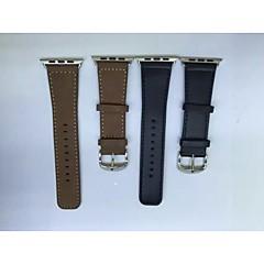 Watchband Apple iwatch watchband és csatlakozóval alma iwatchgenuine bőr watchband a iwatch 42mm