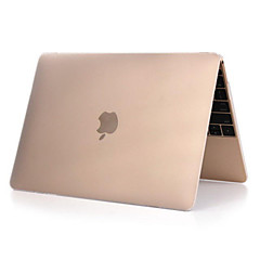 "High Quality Solid Color Full Body Matte Case for Macbook 12"" Retina"