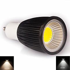 9W GU10 Faretti LED MR16 COB 700-750 lm Bianco caldo / Luce fredda Intensità regolabile AC 220-240 / AC 110-130 V 1 pezzo