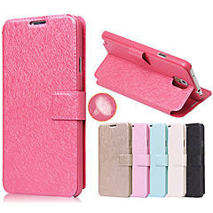 Silk Pattern with Card Bag Full Body Case for Samsung Galaxy S5 I9600(Assorted Color)