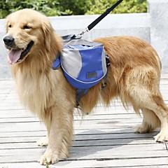 zaino cane per l'escursionismo, il campeggio e la formazione