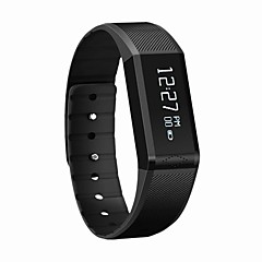 vidonn x6 wearables älykäs kello bluetooth4.0 toimintaa tracker / uni tracker / urheilu / viesti näyttö android