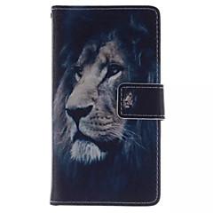 painetut ulkopuolella leijona malleja nahka koko kehon asia Samsung Galaxy S3 i9300
