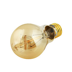 Youoklight® e27 40w 3200lm cri = 80 400lm warm wit licht gloeiend wolfraam edison gloeilamp (ac 100-130v)
