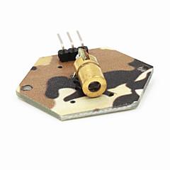 colore camo laser 5v 650nm modulo per arduino emettono