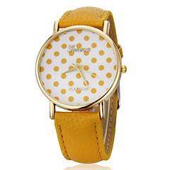 reloj reloj de cuarzo Zhivago pulsera Material de la correa de cuero de alta calidad reloj de la manera de las señoras