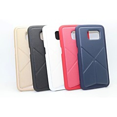 Transformers case PU Stents Following for Samsung GALAXY S6edge(Assorted Color)