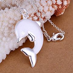 Colgantes Brillante Animal Shape plata 1
