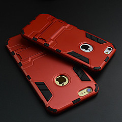 Iron Man Ultrathin Apple Hard Case Protective Cover with Kickstand for iPhone 6s Plus/iphone 6 Plus(Assorted Colors)
