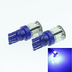 T10 149 W5W 11LED 5730SMD Warm White/Yellow/Blue 5W 240-280LM DC12-16V reading lights