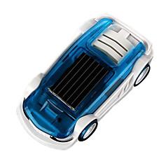 Mini-Neuheit Geschenk für Kind Solarstrom und Salzwasser Hybridspielzeugauto
