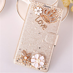 PU Leather Pure Manual Set Auger Full Body Cases For Galaxy Note 2/3/4/Note Edge/Note 3 Lite
