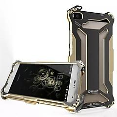 Kompatibilitás Huawei tok P8 P8 Lite tokok Víz / Dirt / ütésálló Teljes védelem Case Páncél Kemény Alumínium mert HuaweiHuawei P8 Huawei