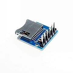 micro modul card SD pentru Arduino