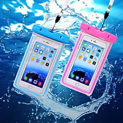 touchscreen luminosa à prova d'água para Samsung Galaxy S6 / S4 / S5 / s6edge / s3mini / s4mini / s5mini (cores sortidas)