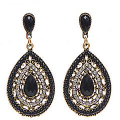 Earring Drop Earrings Jewelry Women Wedding / Party / Daily / Casual Alloy 2pcs Gold