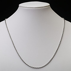 European Fashion  Series 2 Chain Necklaces Wedding/Party/Daily/Casual 1pc
