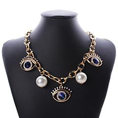 Women's Evil Eye Beaded Elegant Necklace