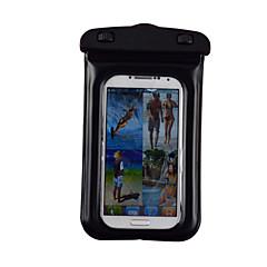 vedenpitävä sukellus pussi Samsung Galaxy / vyölaukku puhelin vedenpitävä sukellus