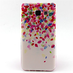 Mert Samsung Galaxy tok Minta Case Hátlap Case Színátmenet TPU Samsung A5 / A3