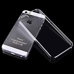 clara pc cristal de nuevo caso para el iphone 5 / 5s
