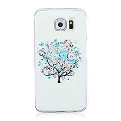Tree TPU Soft Back Case for Samsung Galaxy S6/s6 edge/S4/S5/S3 mini/S4 mini/S3