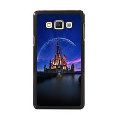 Για Samsung Galaxy Θήκη Θήκες Καλύμματα Με σχέδια Πίσω Κάλυμμα tok Θέα της πόλης PC για Samsung A8 A7 A5 A3