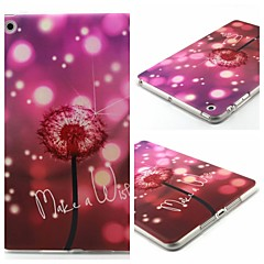 voikukka kuvio pehmeä tup kotelo iPad Mini 3, iPad mini 2, iPad mini