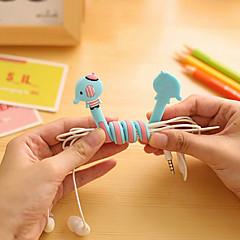 Elephant Design Rubber Bobbin Winder