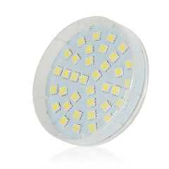 LeXing GX53 5W 36X5050SMD 300-400LM Warm White/COOL White/Natural White LED Cabinet Lamp (220~240V)