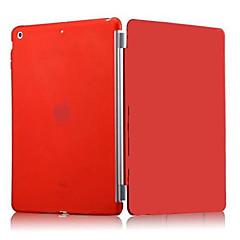 df jednolity kolor automatycznego uśpienia / budzenia pu składane etui do iPada 2/3/4 (różne kolory)