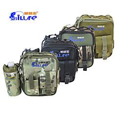ILURE Waterproof / Wearable / Multifunctional Shoulder Bag / Belt Pouch Fishing 0.0025 L  Random Color