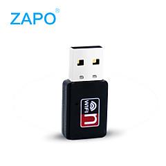 W80 150 m USB Wireless Network Card WIFI Accept Emitter Desktop Notebook External AP