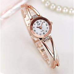 Woman Fashion Steel Belt Quartz Wrist Watch Cool Watches Unique Watches