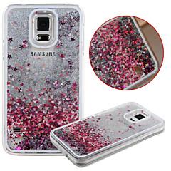 silvermålat sand pc ringer fallet för galax S5