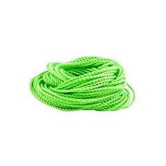 Pro-poly string / Ten (10) Pack of 100% Polyester YoYo String - Neon Green