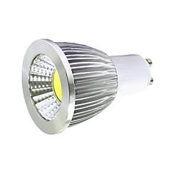5W GU10 Focos LED MR16 1 COB 400LM lm Blanco Cálido / Blanco Fresco Decorativa AC 85-265 V 1 pieza