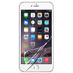 [3-Pack] High Transparency LCD Crystal Clear Screen Protector with Cleaning Cloth for iPhone 6S Plus/6 Plus