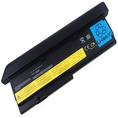 9-CELLERS Batteri til IBM Lenovo ThinkPad X200 X200S X201 X201S X201i 42T4650 43R9253 42T4534 42T4535 42T4536 42T4537