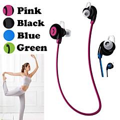 sport bluetooth hörlurar trådlösa hörlurar med mikrofon handfree sport öronsnäckorna mobil för Samsung (diverse färg)
