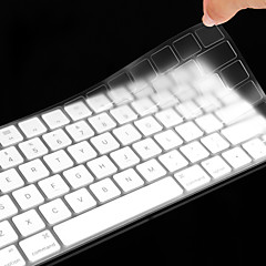 for Apple Magic keyboard klar TPU laptop tastaturet dekselet huden beskyttende film, oss layout