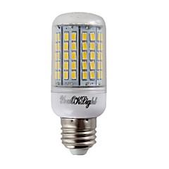 6W E14 / E26/E27 LED 콘 조명 T 96 SMD 5730 1900 lm 따뜻한 화이트 / 차가운 화이트 장식 AC 220-240 / AC 110-130 V 1개