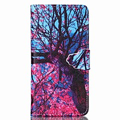 Shake Qian Shu Pattern PU Leather Case with Card Slot and Stand for Samsung Galaxy S4 mini/S3mini/S5mini/S3/S4/S5/S6