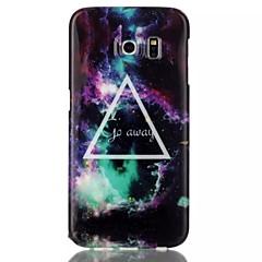 agradável TPU caso de volta suave para Samsung Galaxy S6 / S6 edge / S4 / S5 / s3